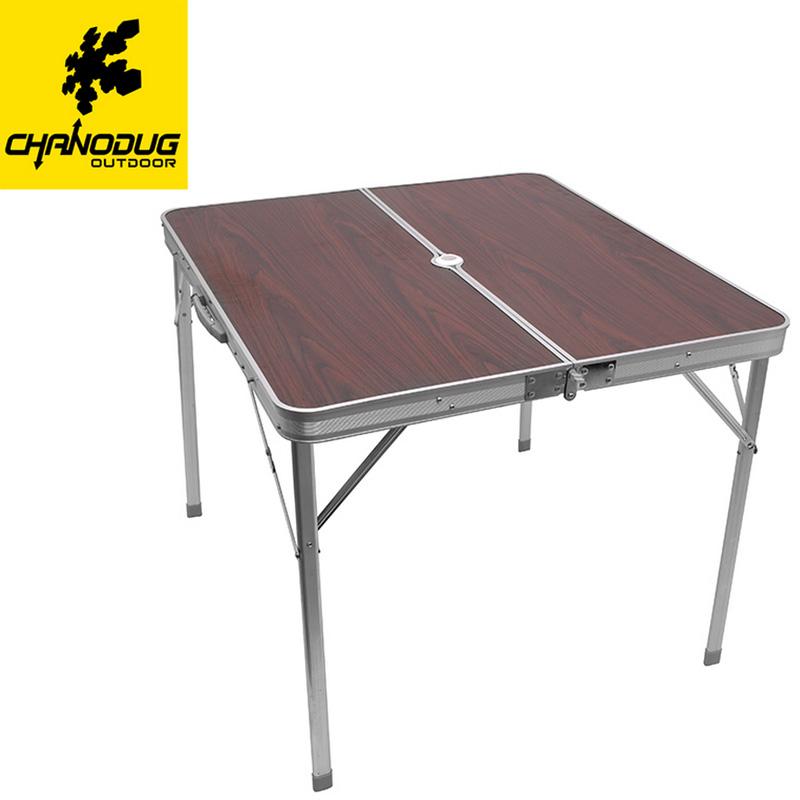 Outdoor furniture suit picnic tables aluminum outdoor - Aluminium picnic table with umbrella ...