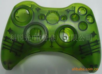 replacement case for xbox360 wireless/wired controller