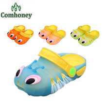 Children Caterpillar Shoes For Girls Boys Sandals Funny Designer Kids Baby Sandals Clogs Breathable Summer Shoes For Newborn(China (Mainland))