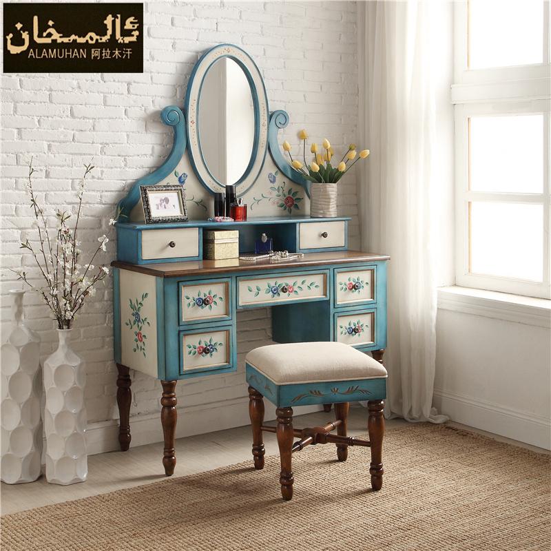 Muebles dormitorio tocador 20170813210251 - Tocador madera nina ...