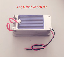 Hot Sale Ozone Generator 3.5g/h with Ceramic Plate Long Life Style Longevity Double Sheet For Chemical Factory(China (Mainland))