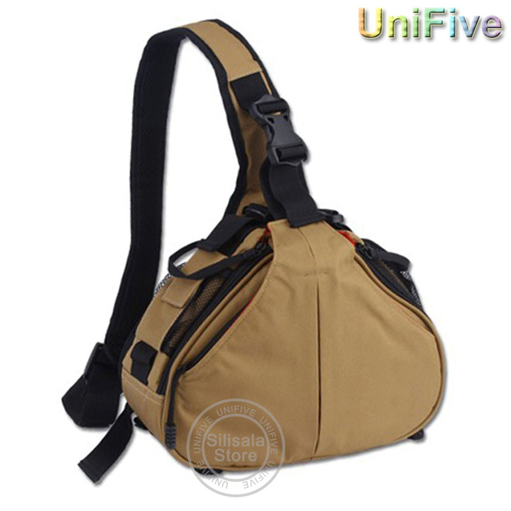 Camera Sony Dslr Camera Bag aliexpress com buy khaki fashion casual dslr camera bag waterproof backpack shoulder for canon nikon sony from reliable bags unlimit
