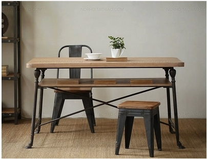 Cheap retro loft style furniture industry to do the old - Loft style office furniture ...