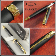 Free Shipping Good Quality Ballpoint Pen Fashion Business Executive Contact Pen Parker Brand(China (Mainland))