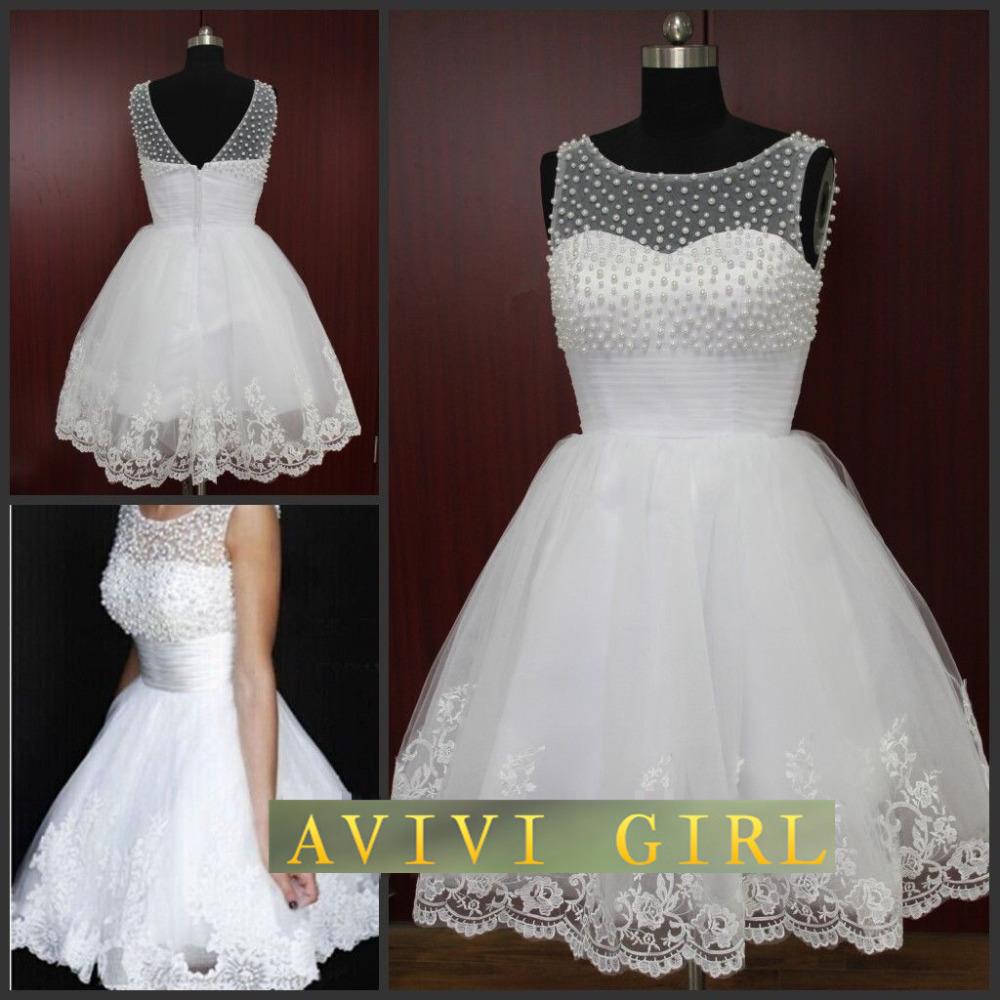 Вечерние белые платья короткие фото