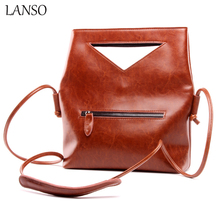 European and American Women's Handbag Imported Real Leather Shoulder Bag Classic Design Envelope Messenger Bags Satchel Purse(China (Mainland))