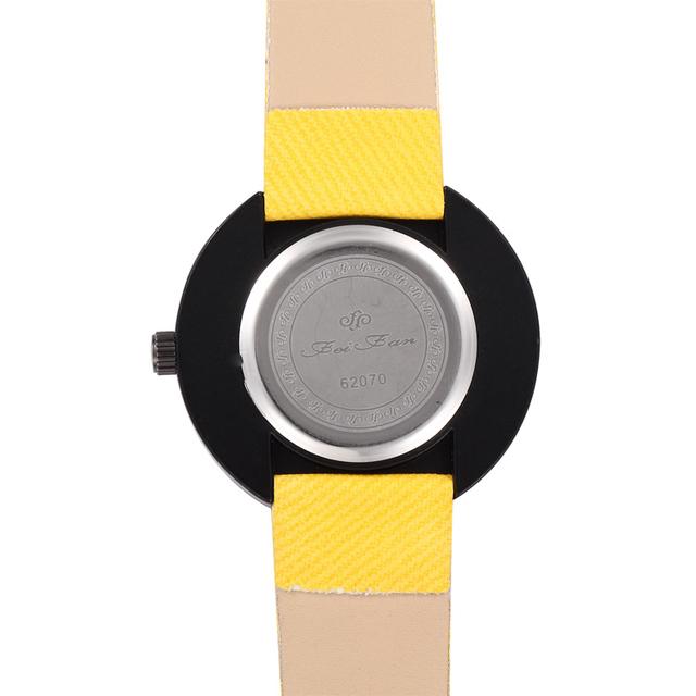 Zegarek damski ciekawy projekt abstrakcja różne kolory