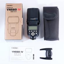 Buy YONGNUO YN560 IV Wireless Flash Speedlite Master + Slave Flash + Built-in Trigger System Canon Nikon Pentax Olympus Fujifilm for $69.00 in AliExpress store