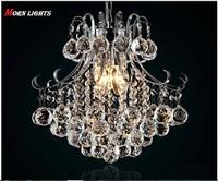 Люстра Esszimmer f hrte prismen anh nger kronleuchter lichter Luxus kronleuchter kristallbeleuchtung