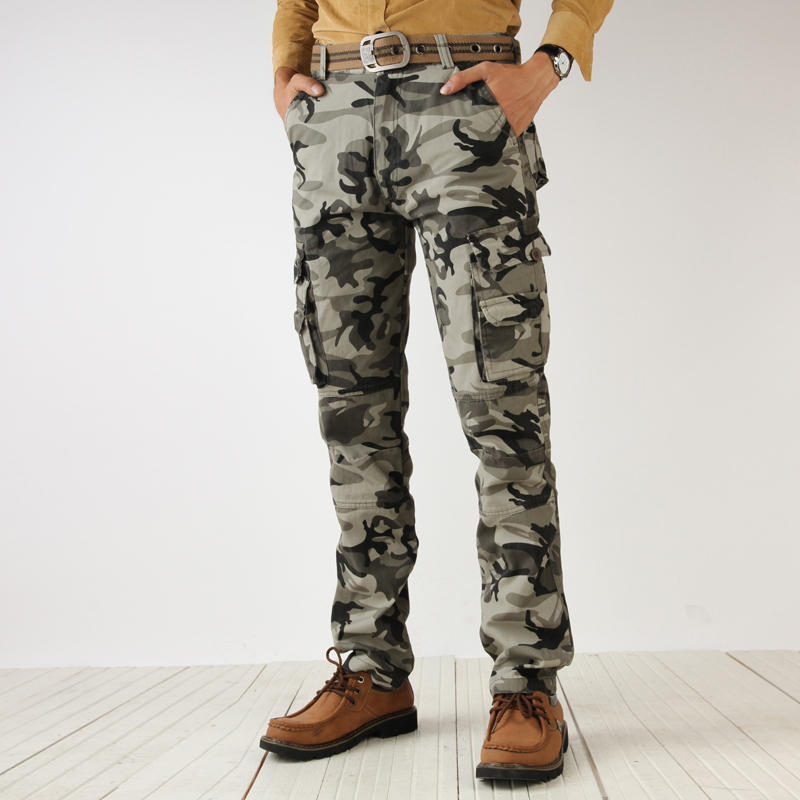 Compare Prices on Combat Mens Cotton Cargo Army Pants- Online ...