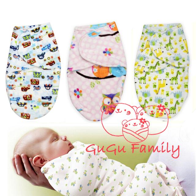 Горячая новорожденный ребенок одеяла и пеленание, весна/лето/осень новорожденный ...