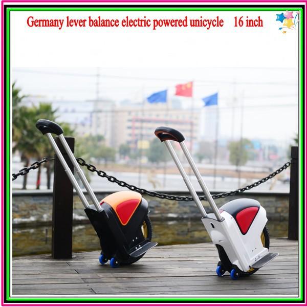 2015 PL108 Electric Scooter 350W High Power Self Balance One Wheel Electric Unicycle 16 Inch Single Wheel Balance(China (Mainland))