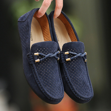 2016 new arrival summer men boat shoes casual mocassine men hand sewing soft shoes breathable cheap Hole hole men shoes k81(China (Mainland))