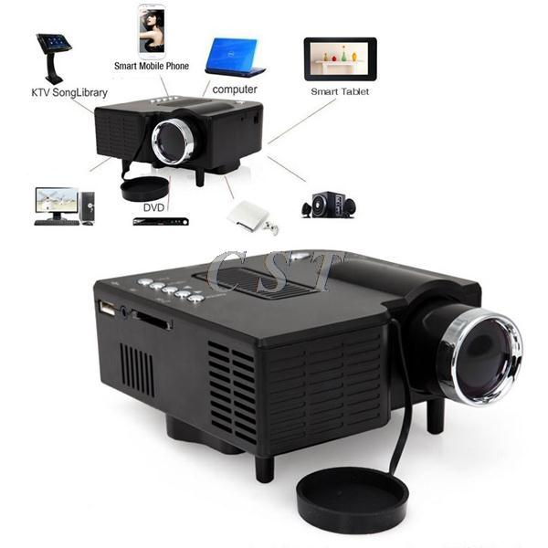 new professional portable 24w mini multimedia lcd image