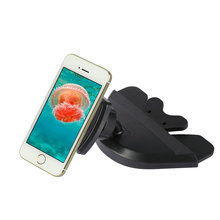 Buy Universal Magnetic Cell Phone Car Holder Stand CD Slot Mount Smartphone iPhone Samsung GPS Free for $7.46 in AliExpress store