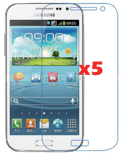 Clear Win Screen Protector Samsung I8552 Protective Film Hight Quanlity Without Retail Package - Sunseai Official Store store