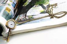 Steampunk Key Pocket Watch
