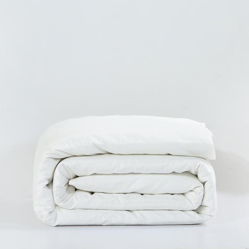 100% coton blanc accueil Textile 2016F plus ashion ensemble de literie 1 Pcs housse de couette lits reine Full Size literie pas couette(China (Mainland))