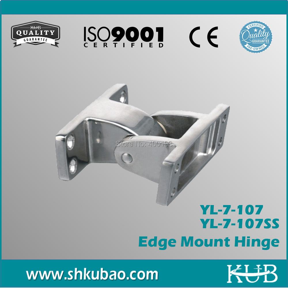 High pressure Die-cast Zinc YL-7-107 latch cold room door Hinge(China (Mainland))