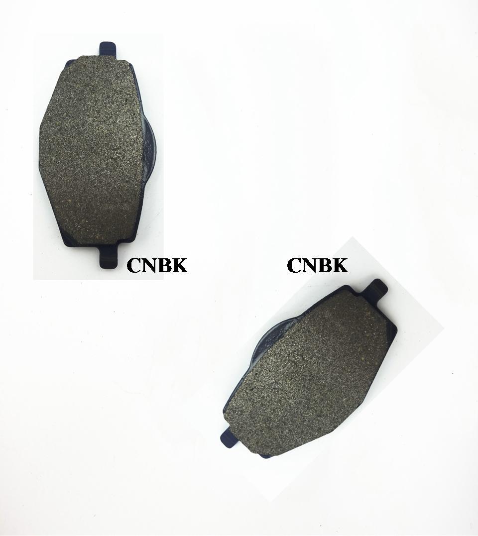 1991 - 1993 1992 Semi Metallic Rear Brake Pad fit for GILERA 600 R / RC Cobra RC600 CNBK(China (Mainland))