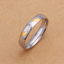 factory price women Silver plated Rings hot-saled beautiful fashion valentine gifts Jewelry free shipping R226