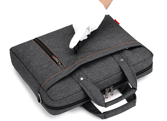 12 14 15 17 Inch big size Nylon Computer Laptop Solid Notebook Tablet Bag Bags Case