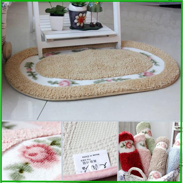 Koop bloem badmat 2015 moderne gedrukte tapijt patroon lange vreugdevolle - Corridor tapijt ...