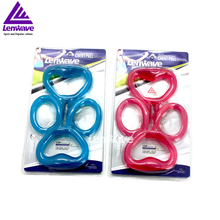 Lenwave Brand Crossfit Pilates Resistance Training Bands Rope Tube Workout Exercise for Yoga Type Fashion Body Fitness