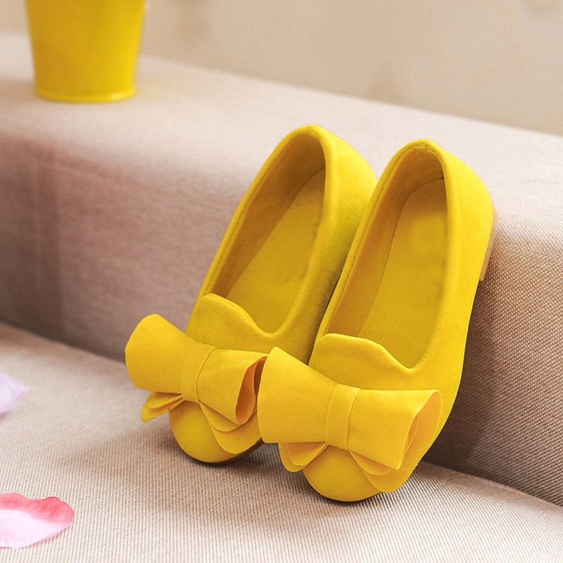 7cbadc0afd3 Wholesale Spring And Autumn Children Female Flat Sneakers Princess Kids  Shoes New Brand Sweet Girls Flats Loafers Size 21 30 Cracked Leather Shoes  Shoe ...