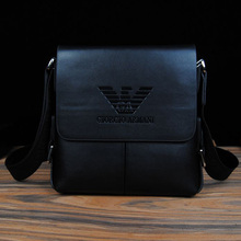 2014 Free Shipping New arrival men bag Fashion men's computer bag men Messenger Bags