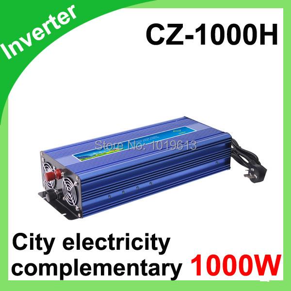 1000 Watt Modified Sine Wave Power Inverter DC 12V to AC 220-240V Converter + USB<br><br>Aliexpress