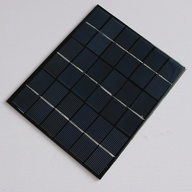 Wholesale 3.5W 9V Mini Solar Cell Module Polycrystalline Solar Panel For 6V Battery Charger 165*135*3MM 10pcs/lot Free Shipping(China (Mainland))