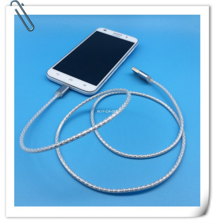 2015 New Certificated Micro Data Sync Mobile Phone Cable Charging ...