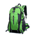 HOT 2017 Outdoor Classic Student Waterproof Sport Nylon travel backpack Hiking Camping Mountaineering bag 40L With