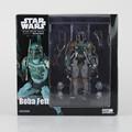 2016 Star Wars REVO 005 Boba Fett PVC Action Figure Collectible Model Toy 16cm ZB060
