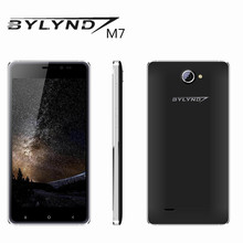BYLYND M7 original smartphones 8.0MP China mobile phones cell Android 5.1 HD 1280*720 quad core 1G RAM 8G ROM unlock in stock(China (Mainland))