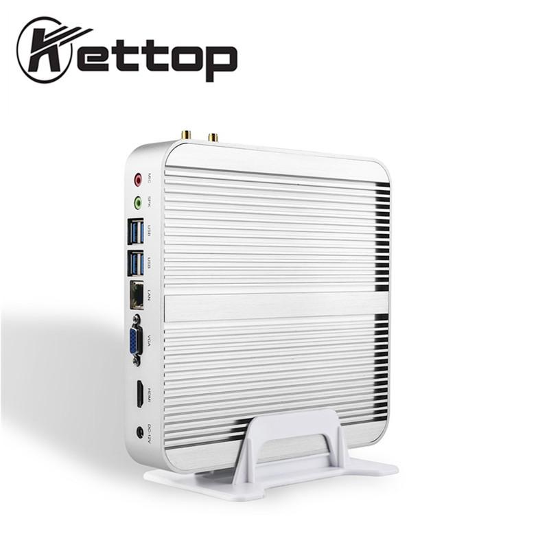 Kettop Mi4200 Best Mini Computer Core I5-4200U 3M Cache X86 HD Graphics 4400 Win 10 Win 7 gaming pc(China (Mainland))