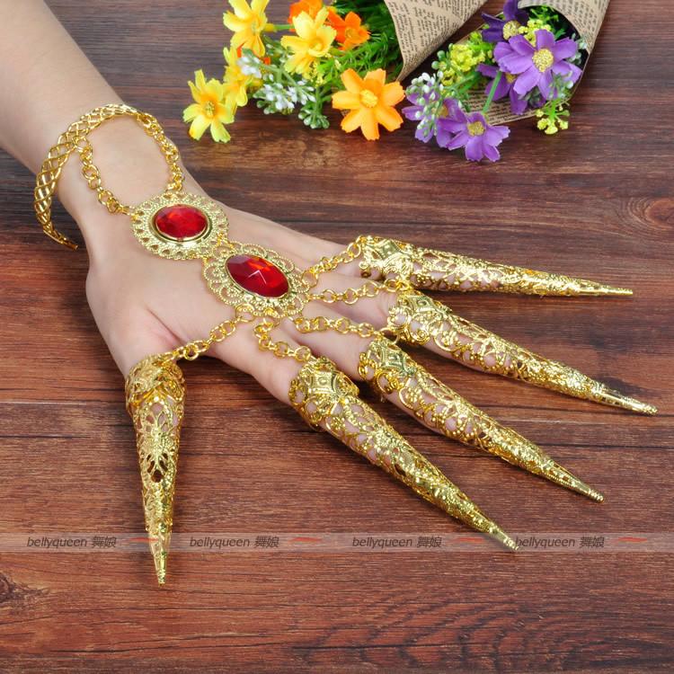 Как сделать индийский браслет