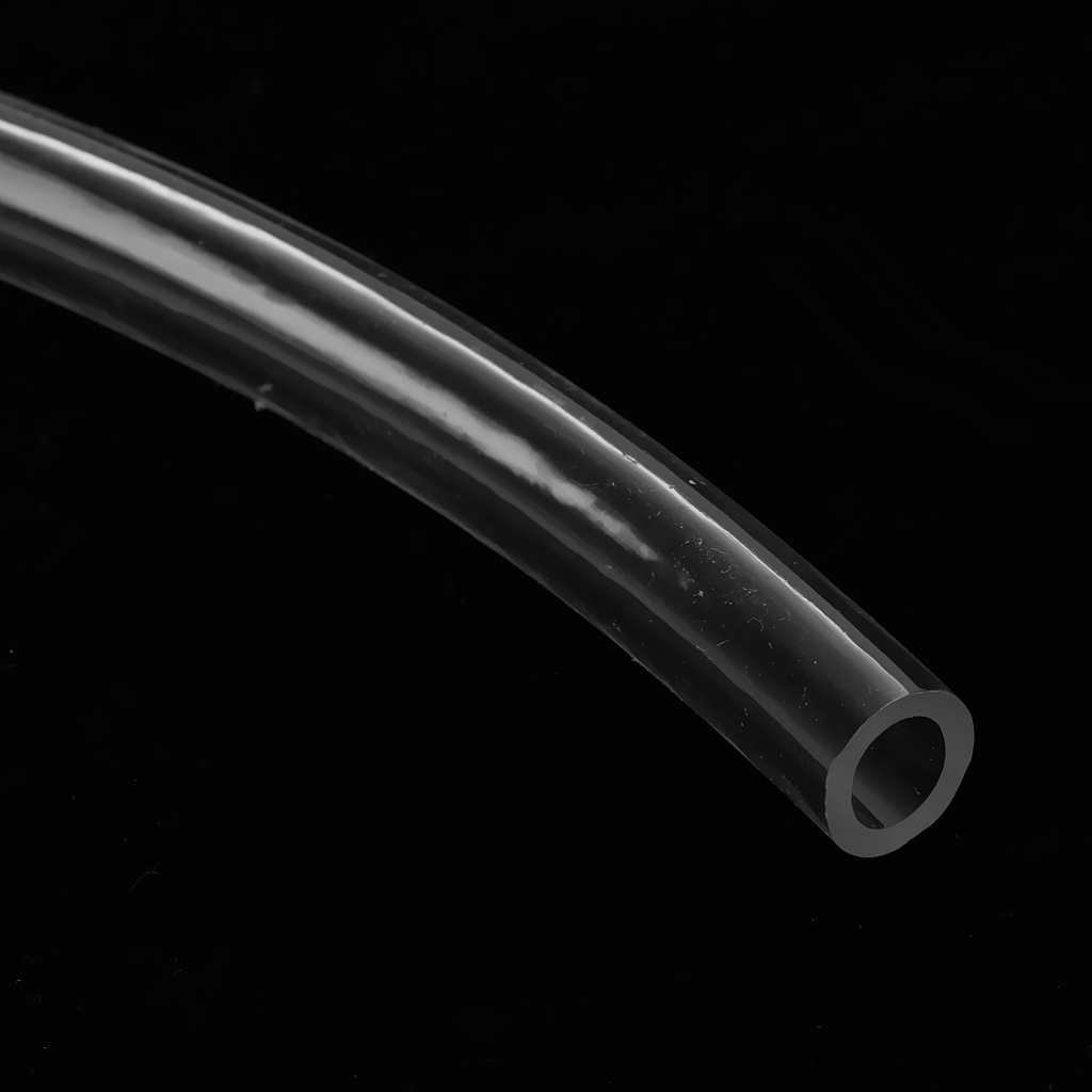 8x12mm 1M / 3.3FT PETG  Transparent Clear Soft PVC Water Cooling Pipe Tube Water Cooler for Computer PC Water Cooling System