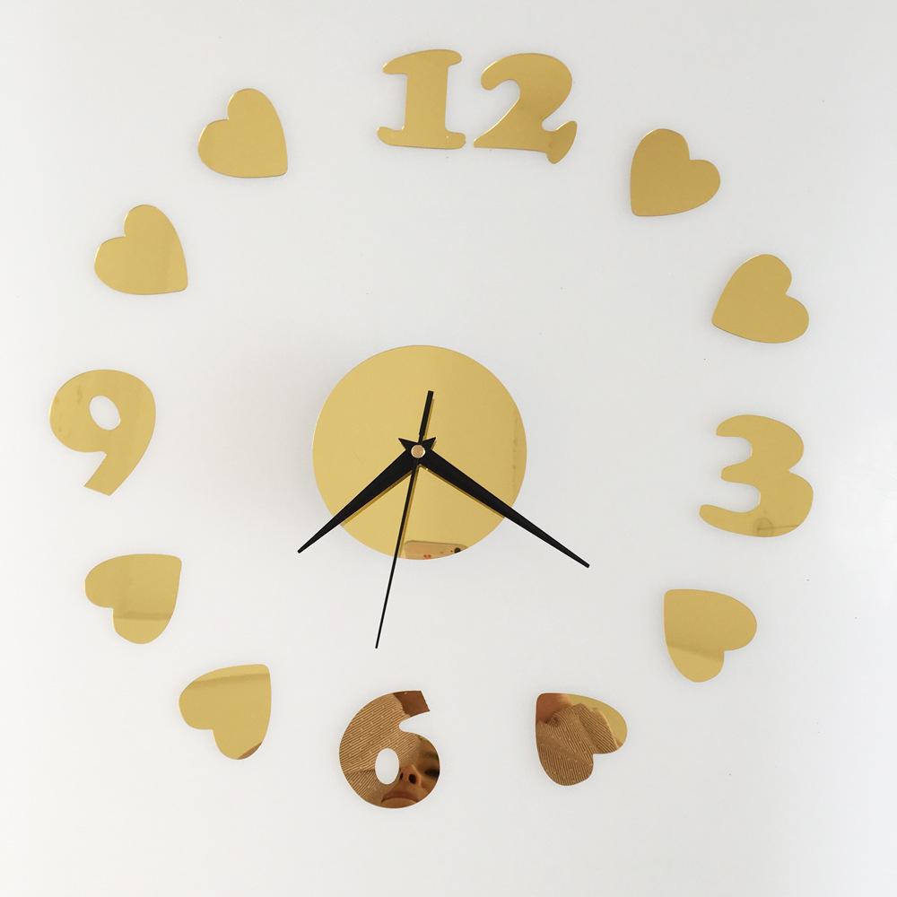 Achetez en gros diy amour horloge en ligne à des grossistes diy ...