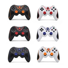 In stock!! 6 colors wireless bluetooth gamepad Six-axis joystick game controller for PS3 Sony Playstation 3 free shipping(China (Mainland))