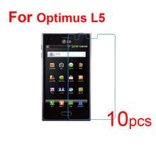 LG Optimus L5 E612 E615 2 E450 E460,1Ultra Clear/Anti-Fingerprint/Nano Explosion-proof Screen Protectors guard Films - xinrong Digital Technology store