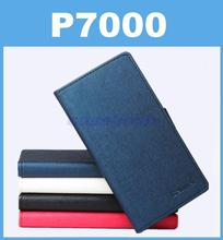 100 pcs/lot W4 For Elephone P7000 Case,Phone Bag Cover Flip Sthand Leather Case For Elephone P7000 Wholesale!!!