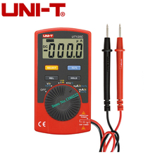 Buy UNI-T UT120C LCD Mini Digital Multimeter Portable Voltmeter Tester Meter DC AC Multimeter Tester Ammeter Multitester for $14.10 in AliExpress store