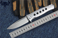 KESIWO New Folding knife Dr Death utility EDC D2 blade knives outdoor camping knife hand tool