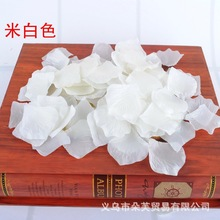 2016 New Free Shipping Wholesale 1000pcs/lot Wedding Decorations Romantic Atificial Flowers Polyester Wedding Rose Petals Patal(China (Mainland))