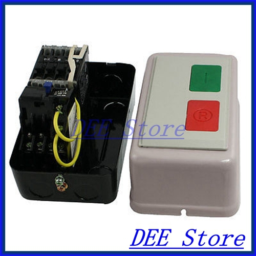 AC 380V 7.5-11A 13HP Three Phase Motor Control Contactor Magnetic Starter<br><br>Aliexpress