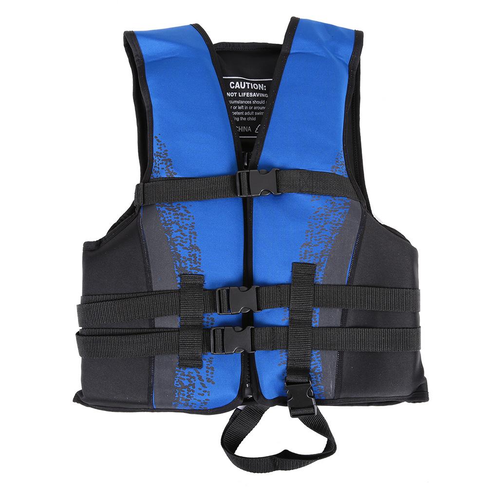 Youth Kids Professional Life Vest Child Universal Life Jacket Buoyancy Aid Flotation Swimming Boating Vest Safety Product(China (Mainland))