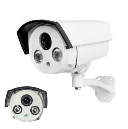 Outdoor Cmos Color 1200Tvl 8mm CCTV Security Camera Surveillance Day Night