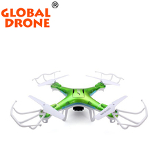 Free Shipping JJRC H5P 2.4G Remote Control RC Quadcopter 6 Axis Gyro RC Quadcopter Drones Can Add 2.0MP Camera With LED Light